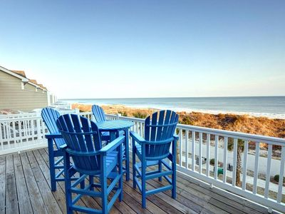 Photo for Island Living! PET FRIENDLY Oceanfront with community pool