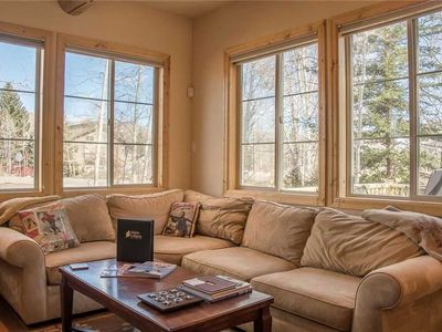 Photo for Spacious Townhome - Walk to Ski Lifts and Downtown Ketchum