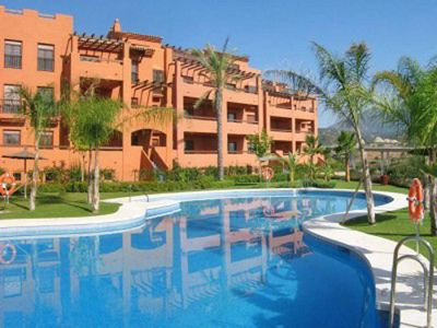 Photo for BEAUTIFUL 2 BED APARTMENT – Gazules. Los Arqueros. Benahavis, Spain
