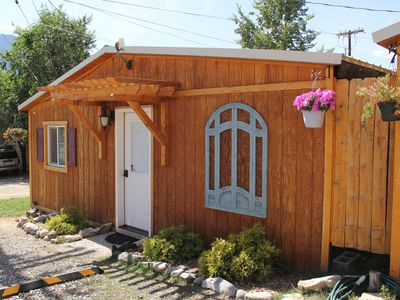 Photo for 1BR Cabin Vacation Rental in Gardiner, Montana