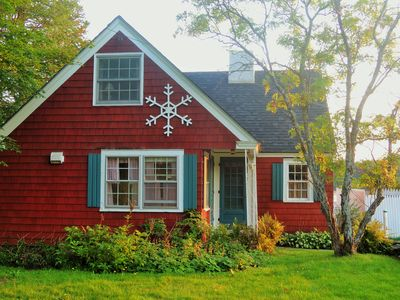 Photo for Charming Waterfront Cottage on Lake Willoughby/Spectacular Views