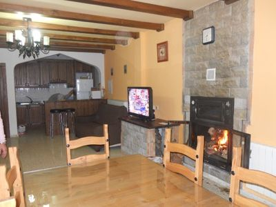 Photo for Rural Accommodation Soler for 8 people