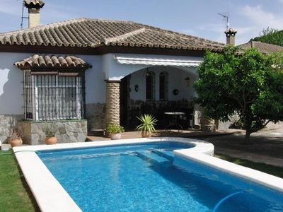 Photo for Holiday house Chiclana de la Frontera for 2 - 6 persons with 3 bedrooms - Holiday house