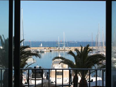 Photo for Apartment Le Beaupré in Hyères - 2 persons, 1 bedrooms