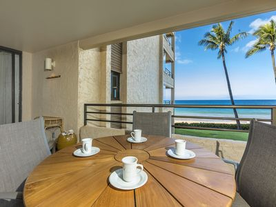 Photo for New Listing! Beautiful 2 Bed/ 2 Bath Polo Beach 207! Amazing Ocean Views!