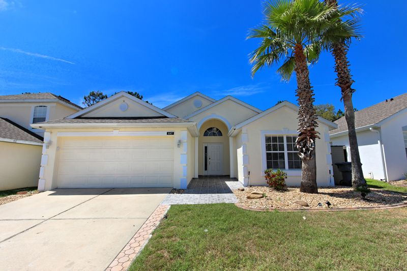 847 troon circle 3 bed golf view pool homeaway for 186 davenport salon
