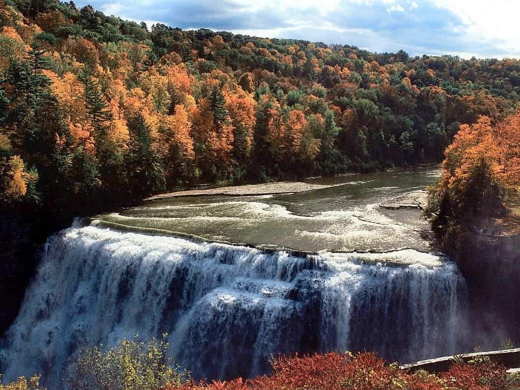 Upscale cabin in the woods letchworth sto vrbo - Letchworth state park swimming pool ...