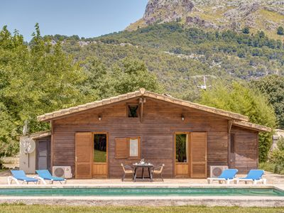 Photo for In a rural idyll with pool - Villa L'hort Nou