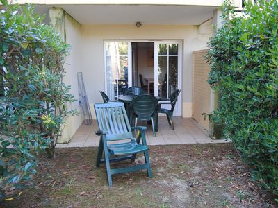 Photo for 1BR Apartment Vacation Rental in Lacanau