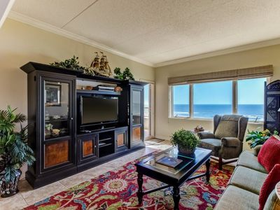 Photo for Beautiful Ocean Front Condo! Located in the Amelia Island Plantation!