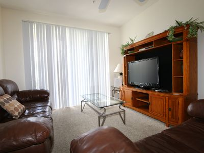 Photo for Break the Hotel Habit in a Windsor Palms Condo!