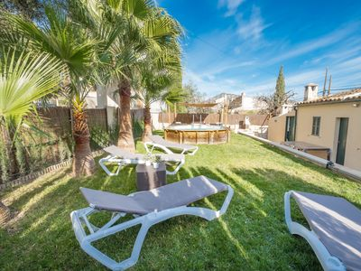 Photo for This 4-bedroom villa for up to 7 guests is located in Moscari and has a private swimming pool, air-c