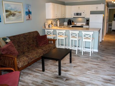 Photo for 1 Bedroom/1 Bath Condo - Walking Distance to the Beach