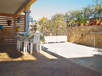 Photo for Holiday home in Sa Petra Ruja with large outdoor spaces just a stone's throw from the sea