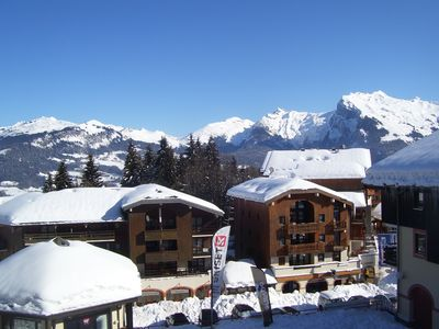 """Photo for APARTMENT RESIDENCE """"LE TETRAS GD"""" VIEW STATION THE SLOPES,"""