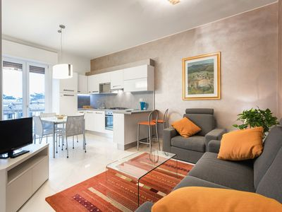 Photo for Dimora Valle Bright and elegant apartment with 3 beds