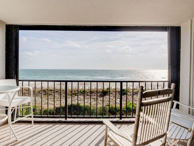 Photo for Station One - 3D CoCo's Place- Oceanfront condo community pool, tennis, beach