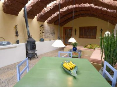 Photo for House 224 m from the center of Teguise with Internet, Garden, Balcony (970290)