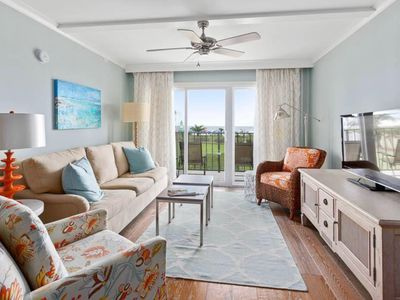 Photo for Beach Club Condo with Oceanfront View from EVERY Room!