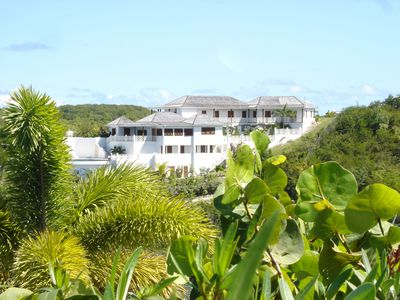 Photo for Peaceful Luxury 4 Double Bedroom Villa With large private pool and its own dock