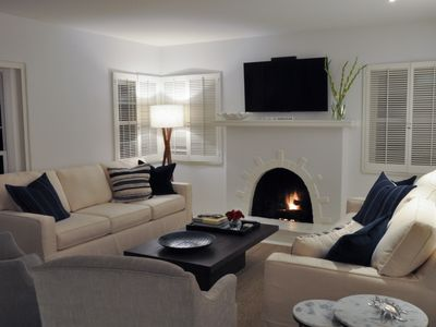Photo for Coral Cottage - Remodeled,1938 Balboa Island Cottage with Upper Loft unit.