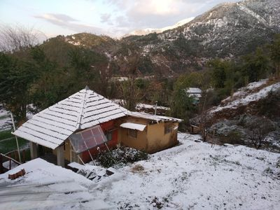 """Photo for Ira's Hideaway """"Mud and Bamboo House overlooking Palampur'"""
