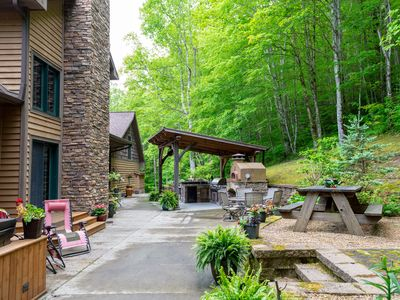 Photo for A Private Mountain Estate with Amazing Views, Location, & Space