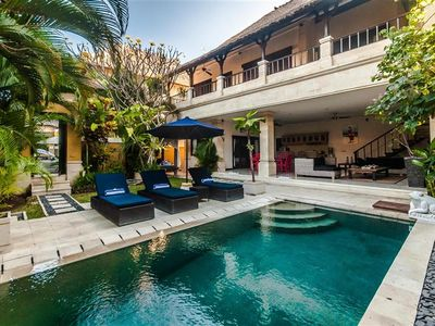Photo for Villa Nakula - Seminyak - luxury 3 bedrooms serviced villa - Travel Keys