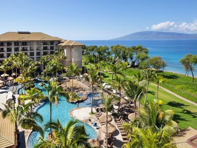 Photo for Oceanfront Westin Nanea. Luxurious Two bedroom villa. All weeks, Best rates!
