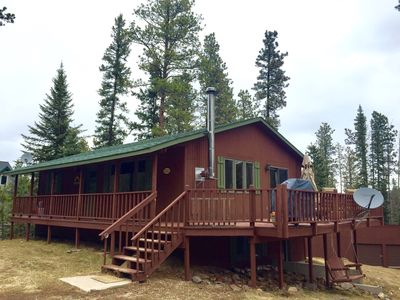 The Perfect 4 BR Home Close to Deer Mountain and ATV/Snowmobile Trails!