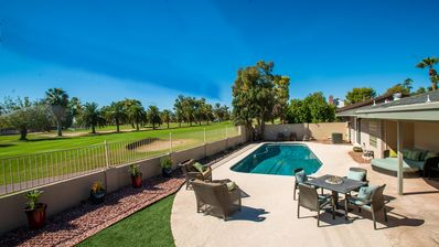 Tempe/Phoenix/ASU on Golf Course 4 bedroom 3 bath with Private Pool Resort  home - Shalimar