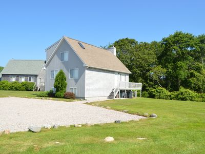 Photo for Quiet Retreat! Minutes Away From the Beach! Large Yard!