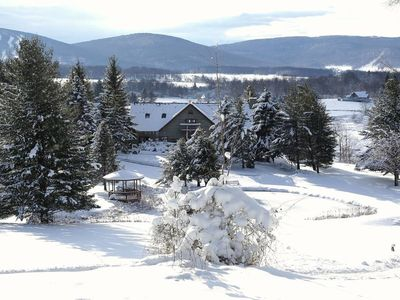 Photo for Cabin 19, 3 Hours From DC! Mid-week specials! Great hiking, skiing, MTB.