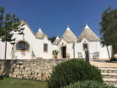 Photo for The Enchanted Trulli. Chiara's place
