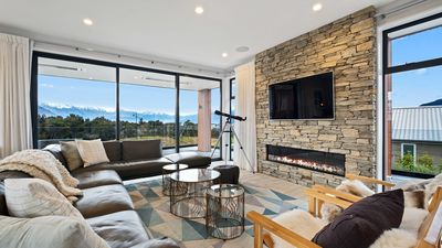 Photo for Jaw dropping mountain views | Sleek and contemporary | Peaceful Setting