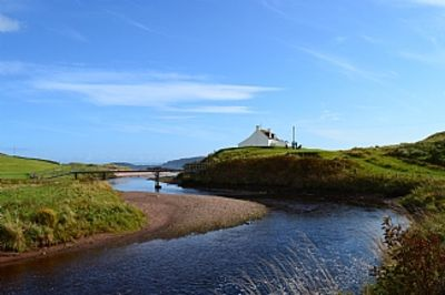 Photo for 3BR Cottage Vacation Rental in Southend, Scotland