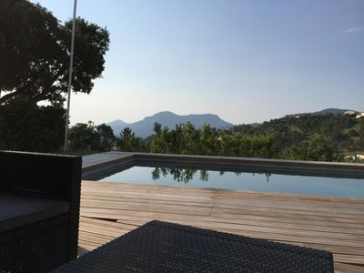 Photo for Pleasant new luxury house, between beaches and hinterland