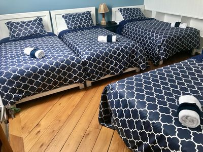 Photo for Quad Rooms - Bed & Breakfast