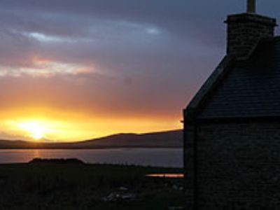 Photo for 1BR Cottage Vacation Rental in Orkney