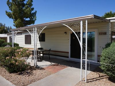 Cozy Get-Away Rental in Sunny Arizona for Ages 55+