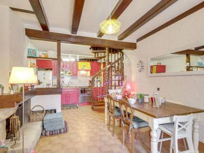 Photo for Vacation home Carnot in Cancale - 4 persons, 2 bedrooms