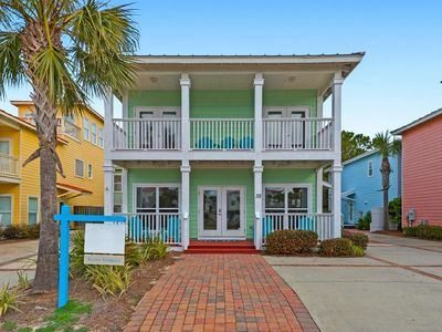 Photo for 15%OFF 3/18-5/11.Gulf Views! 3 Kings! Heated Pool! Access to Dune Lake! 100 yards to beach! Balcony!
