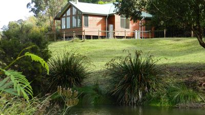 Photo for Karri Glade Chalets - in the forest by the river