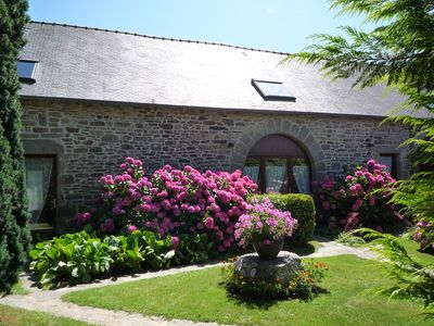 Photo for Self-catering accommodation in Guidel-Plages 2 star ranking of France