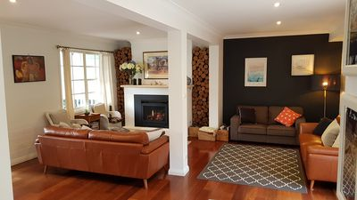 Photo for Spacious Homely Quality Cosy  Family Home close to Bowral  CBD