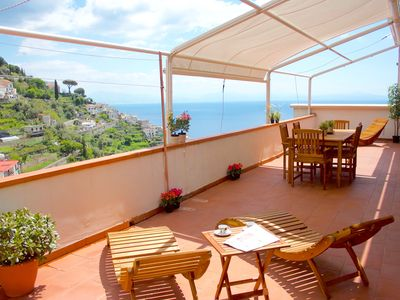 Photo for The Amalfi Hill Top House - for families and groups