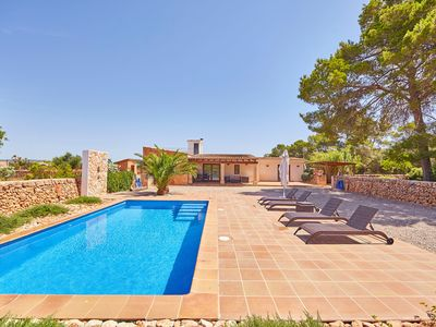 Photo for Fantastic Villa with Pool, Wi-Fi, Air Condition and Patio