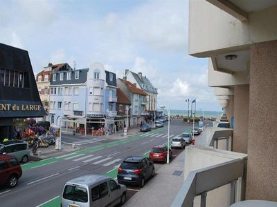 Photo for Apartment Fort-Mahon-Plage, 2 bedrooms, 5 persons