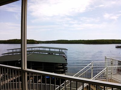 Main Lake View from Deck
