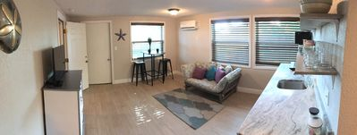 Photo for Cozy in law suite near the beach